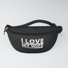 Funny swingers other men lifestyle Fanny Pack