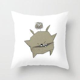 minima - rawr 04 Throw Pillow