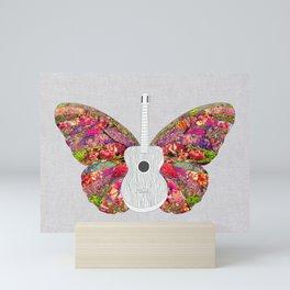 No Strings Attached Mini Art Print