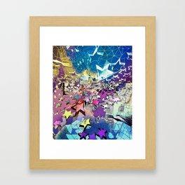 Star Light, Star Bright Framed Art Print