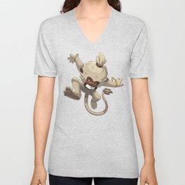 Ape acrobate Unisex V-Neck