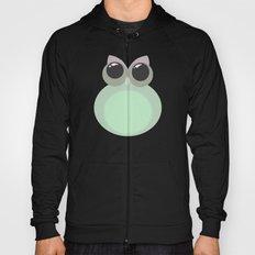 Green Pastel OWL Hoody