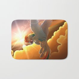 Rainbow dash MLP Bath Mat