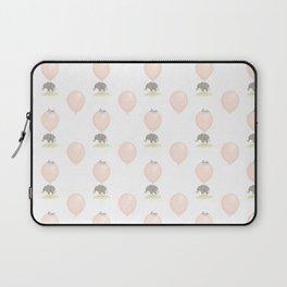 Little flying elephant Laptop Sleeve