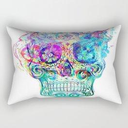 Cinco Distortion Rectangular Pillow