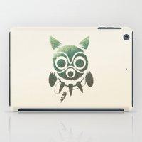 mononoke iPad Cases featuring Mononoke by Kiana
