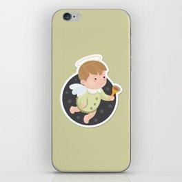 Little Angel Icon iPhone Skin