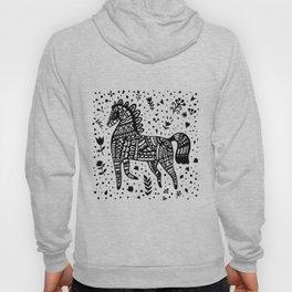 Little Black Pony Hoody
