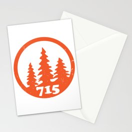 715 Tomahawk Stationery Cards