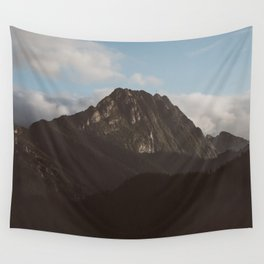 Giewont - Landscape and Nature Photography Wall Tapestry