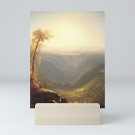 A Gorge in the Mountains by Sanford Robinson Gifford 1862 Mini Art Print