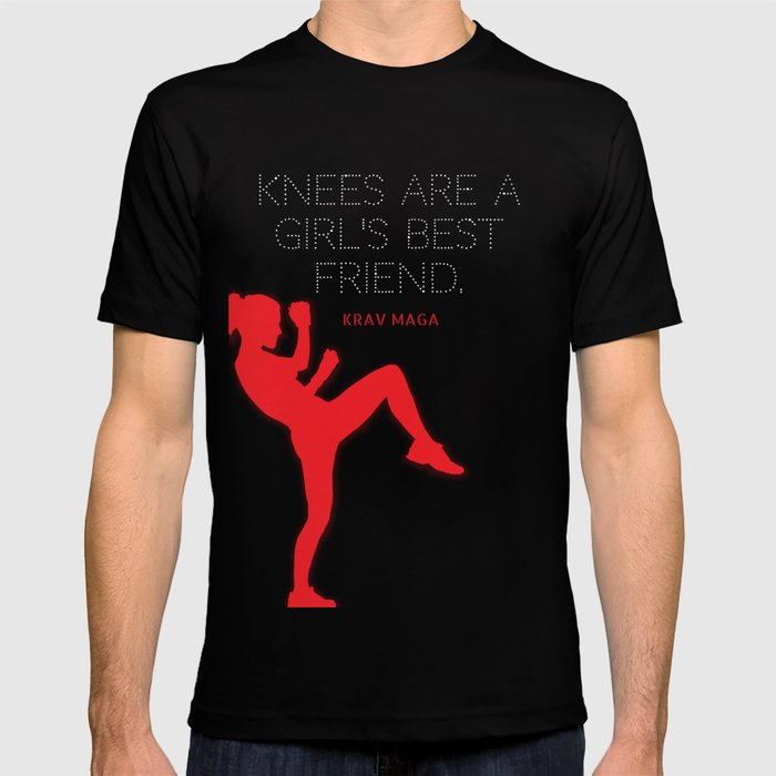 Knees are a girl's best friend T-shirt