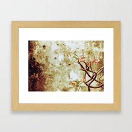Living Canvas Framed Art Print