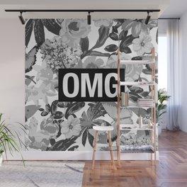 OMG Wall Mural