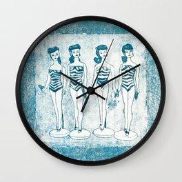 Everything Nice Wall Clock