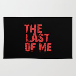 The Last Of Me - Red Rug
