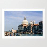 Venice, Italy, 2013 Art Print