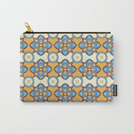 Spanish Tiles Carry-All Pouch
