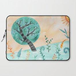 Geometric Tree Laptop Sleeve