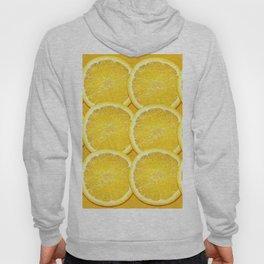 Squared Oranges Hoody