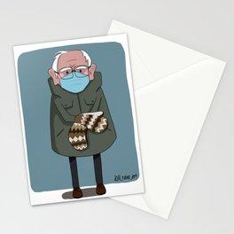 Bernie's Mittens Stationery Cards