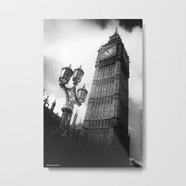 Elements of London IV Metal Print
