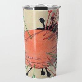 pincushion n. 3 Travel Mug