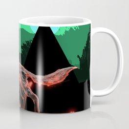 Lost ember wolf Coffee Mug