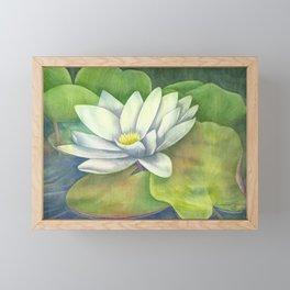 Docked Framed Mini Art Print