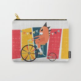 Vintage Circus Carry-All Pouch
