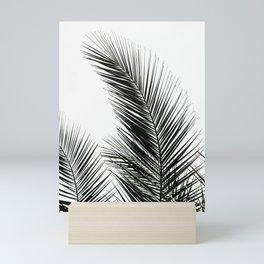 Palm Leaves Mini Art Print