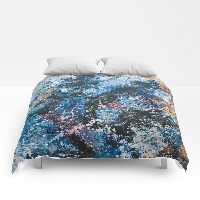 Your Universe Expanding Comforters