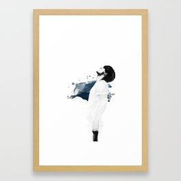 Communicate you Framed Art Print
