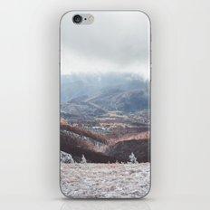 Autumn diversity iPhone & iPod Skin