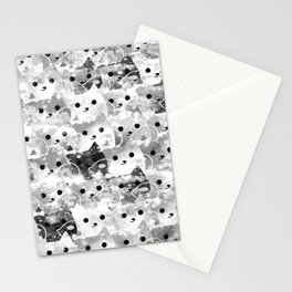 cats 102 Stationery Cards