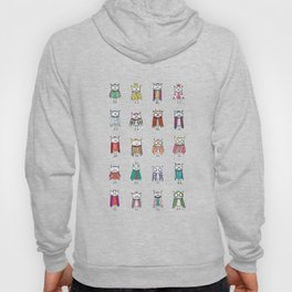 Hypnotized by 20 owls Hoody