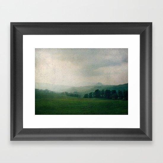 Toscana Vintage III Framed Art Print