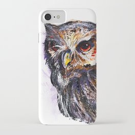 A Real Hoot iPhone Case