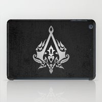 assassins creed iPad Cases featuring ASSASSINS creed    by Thorin