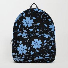 Five Petals Flowers 9 Backpack