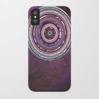 battlestar galactica iPhone & iPod Cases featuring Galactica by Laurie McCall