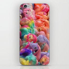 My Little Pony horse traders iPhone Skin