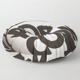 Pop Corn Floor Pillow