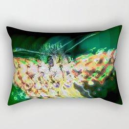 Ten-fold Butterfly Wings Rectangular Pillow