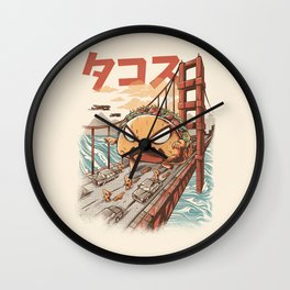 Takaiju Wall Clock