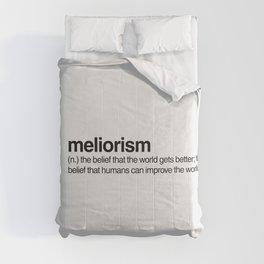 Meliorism Comforters