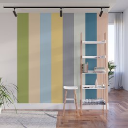 Color palette I Wall Mural