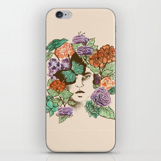 Brianna's Garden iPhone & iPod Skin