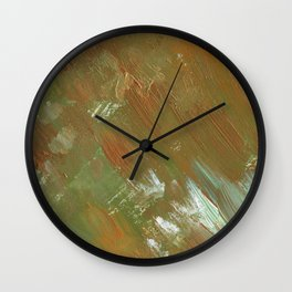 Beautiful Artistic SPring Background Wall Clock