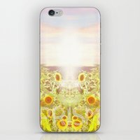 prism iPhone & iPod Skins featuring PRISM by Kao Intouch
